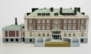 Carnegie Mansion - Smithsonian X 3D Front